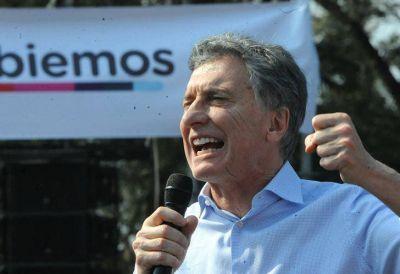 Macri se mete de lleno en la campaña y sale a endurecer el discurso contra el peronismo