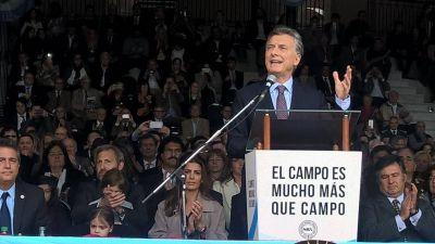 Macri pidió ser