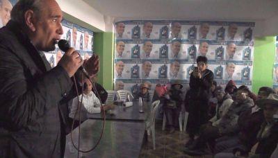 Rivarola y Barrionuevo estuvieron en Abra Pampa