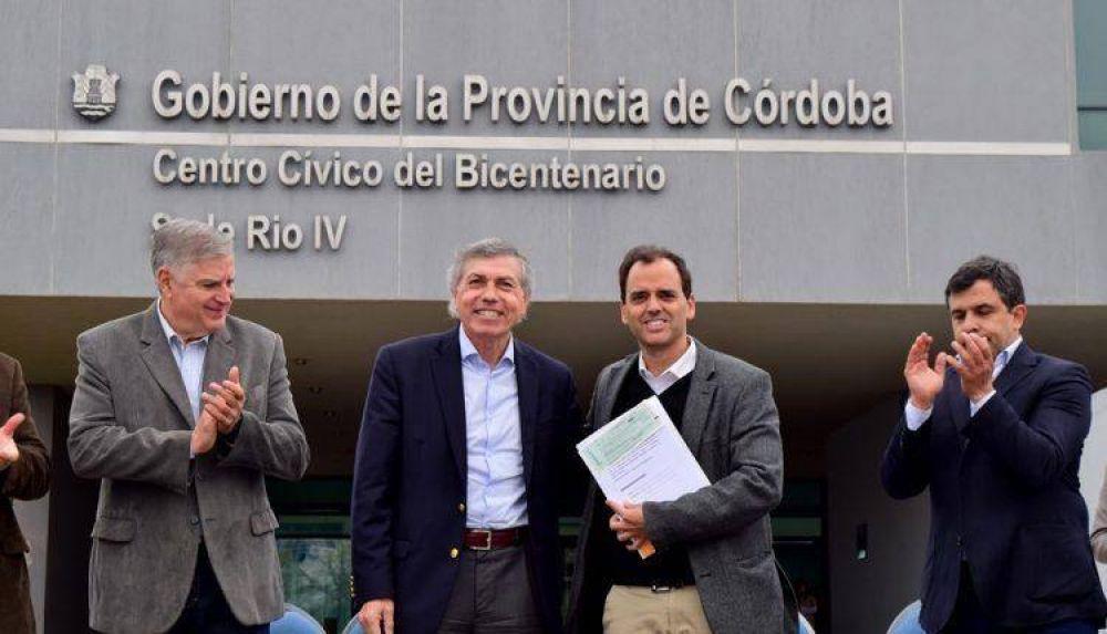 Se inauguró el primer Consejo Barrial en Río Cuarto
