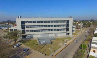 Inauguraron el nuevo hospital de Ceres