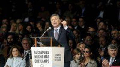 Mauricio Macri recorrerá una provincia por día hasta la veda electoral