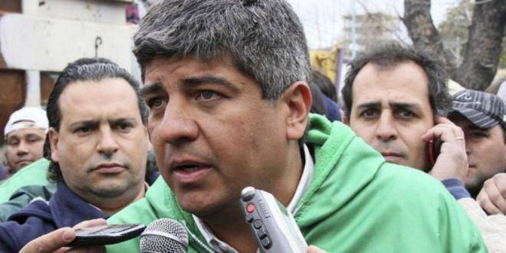 """Pablo Moyano habló de las elecciones: """"La gran mayoría de los trabajadores va a optar entre Cristina o Massa"""""""