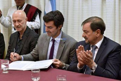 Urtubey anunció obras eléctricas que beneficiarán a más de 200 familias de los Valle Calchaquíes