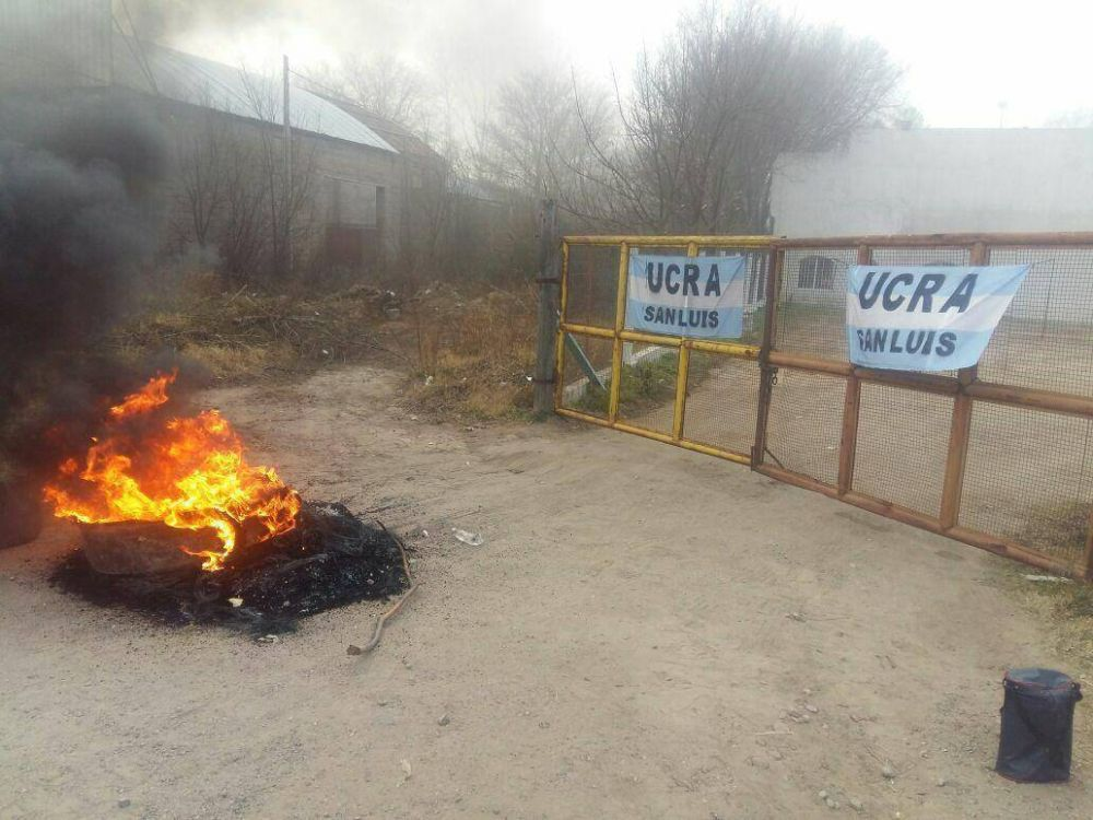 """Denuncian """"persecución sindical"""" contra la UCRA"""