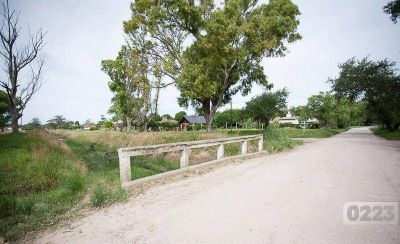 El intendente reconoció que el arroyo Corrientes está contaminado