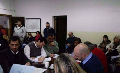 Le piden al Ejecutivo local que extienda el plazo para firmar convenios con vecinalistas