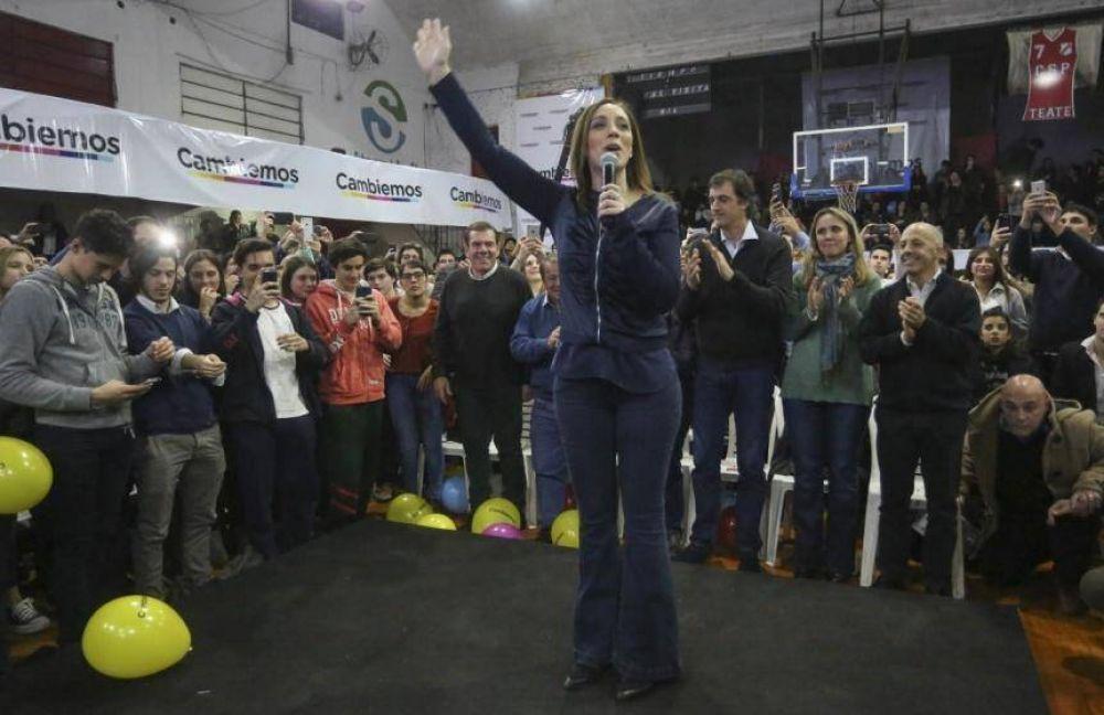 Campaña: se viene el segundo gran acto 360 de Macri, Vidal y todos los candidatos de Cambiemos
