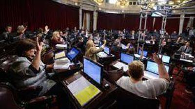 El Senado comienza a tratar hoy el régimen penal empresario