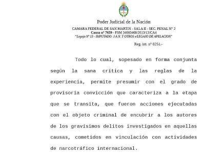 Cimbronazo político: Nuevo fallo judicial confirma los vínculos entre Sergio Massa y el narcotráfico