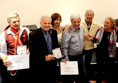 Con todos sus clubes, San Fernando celebró un nuevo Día del Fomentista