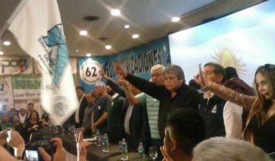"""""""Las 62 Organizaciones Peronistas no tienen nada que ver con Cambiemos"""""""