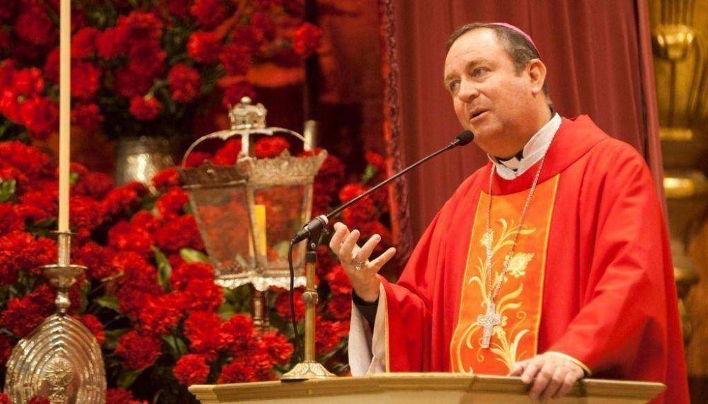 El papa Francisco aceptó la renuncia de monseñor Zanchetta