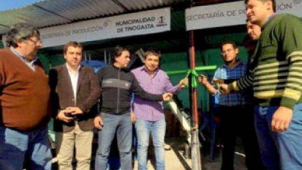 Alanís y Nóblega siguen de campaña por la senaduría