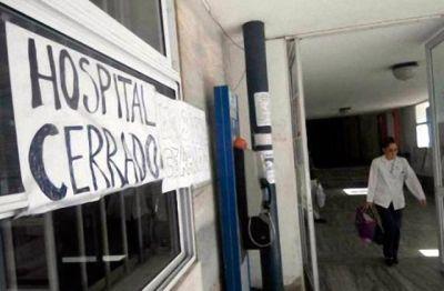 La salud pública bonaerense en estado de riesgo y abandono...