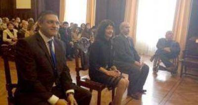 """Silman, a cargo del PE: """"Tenemos 73 vacantes en la Justicia"""""""