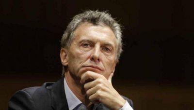 La confianza al presidente Macri, en tela de juicio: bajó por tercer mes consecutivo