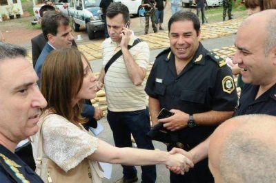 """Llamativas coincidencias entre los """"polinarcos"""" y el ex jefe de la bonaerense"""