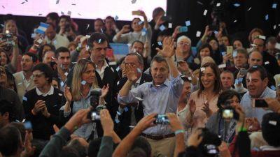 El Presidente cierra la campaña de Cambiemos con tres actos en la Capital, Buenos Aires y Córdoba