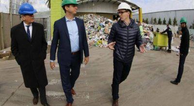Para promover el reciclaje