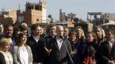 Larreta anunció entrega de viviendas para 2018