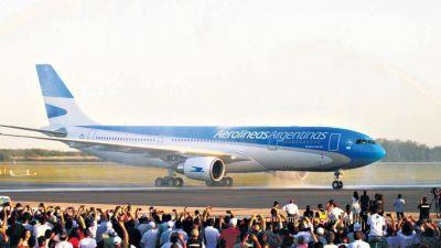 Plan de ajuste para Aerolíneas Argentinas