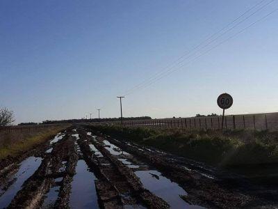 Temen que el proyecto de asfaltar un tramo de la ruta 77 perjudique a Mechongué
