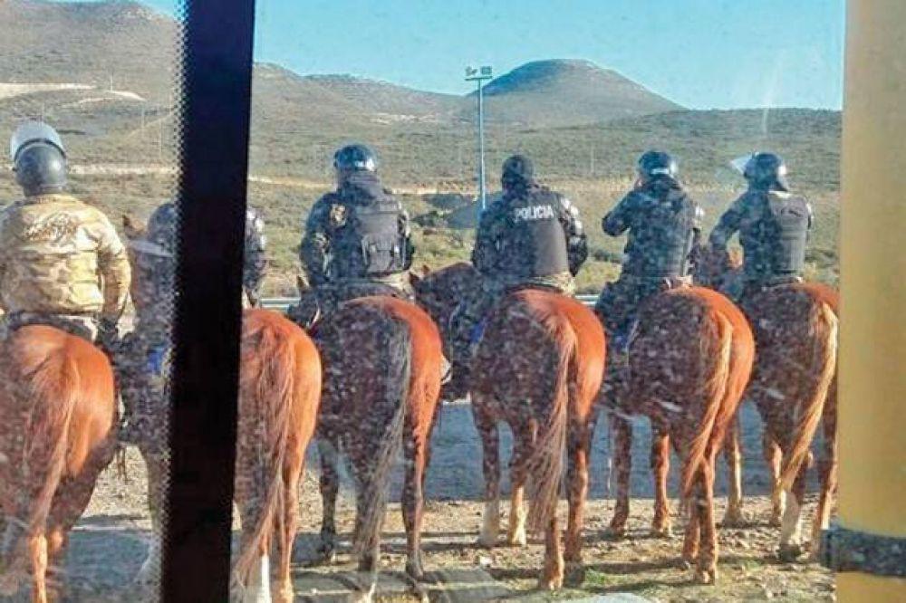 """Ávila: """"Si Tecpetrol no cambia su postura nosotros endureceremos la nuestra"""""""