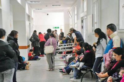 Pediatría: la cantidad de camas no alcanza para la demanda de niños internados