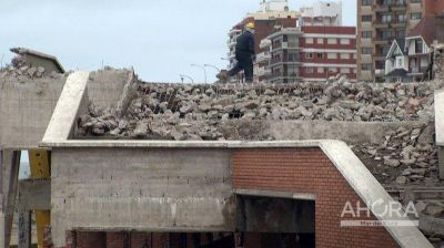 Cambios en La Perla: demolerán la estructura del balneario Alfonsina