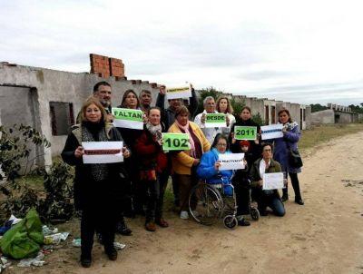 Un sueño de 33 años, una pesadilla de ocho: 102 familias pelean contra la corrupción y por sus casas