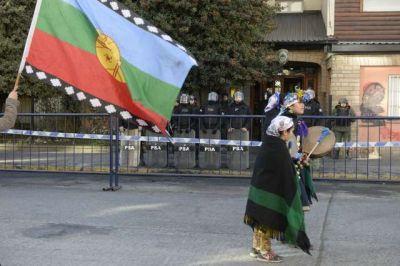 Toman declaración indagatoria a los mapuches detenidos