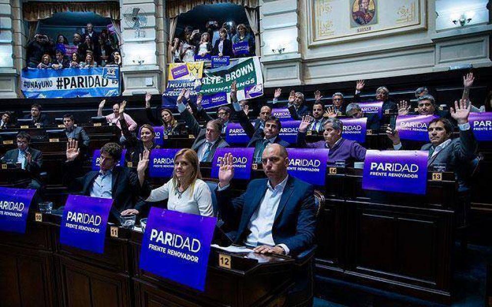 Paridad de Género: ¿Qué representatividad tuvieron las mujeres en las listas de Precandidatos a legisladores nacionales por la Provincia?
