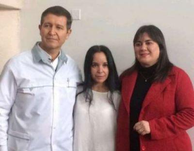 Biella donó los fondos de campaña al hogar Corina Lona y a la fundación ADANA
