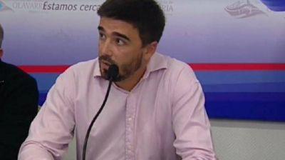 """Burlando pedirá la imputación del Indio y del Intendente Galli por """"negociación fraudulenta"""""""