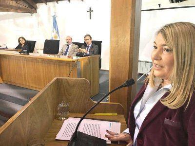 """Bertone espera mayor """"eficiencia y celeridad"""" con la reforma del Código Procesal Penal"""