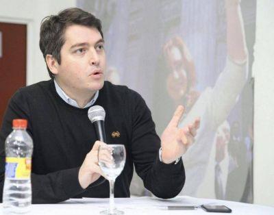 """""""Tenemos que volver a construir una mayoría en el Congreso que nos permita tener un mejor futuro"""", dejo Pérez"""