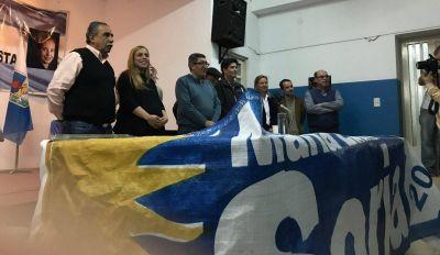 """""""Las banderas del 45 son las mismas que las de Néstor y Cristina"""""""