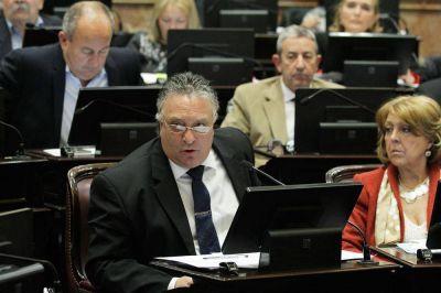 La Pampa se planta en el Senado contra el ajuste en las jubilaciones