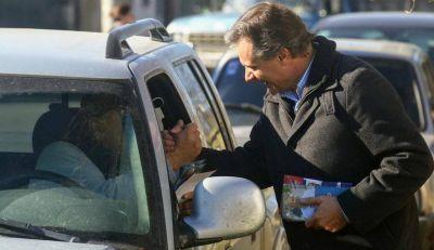 Pulti en Malvinas Argentinas invitó a lo vecinos a cortar boleta en favor de Artime