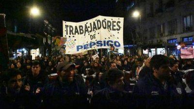 Trabajadores despedidos de PepsiCo marcharán al Congreso