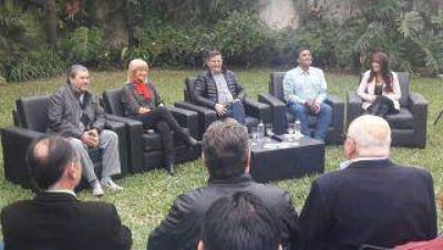 El Frente Chaco Merece Más quiere consolidar avances en un espacio amplio y plural, dice Peppo