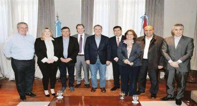 Sin ánimos para ceder recursos, se reúnen los gobernadores del PJ