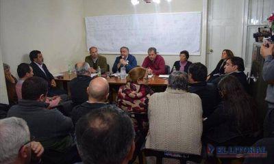 ELI ratificó su pertenencia a la alianza ECO+Cambiemos