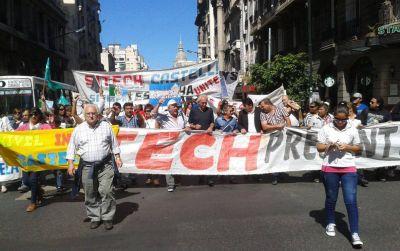Chaco sigue en conflicto: ahora los docentes paran por 48 horas