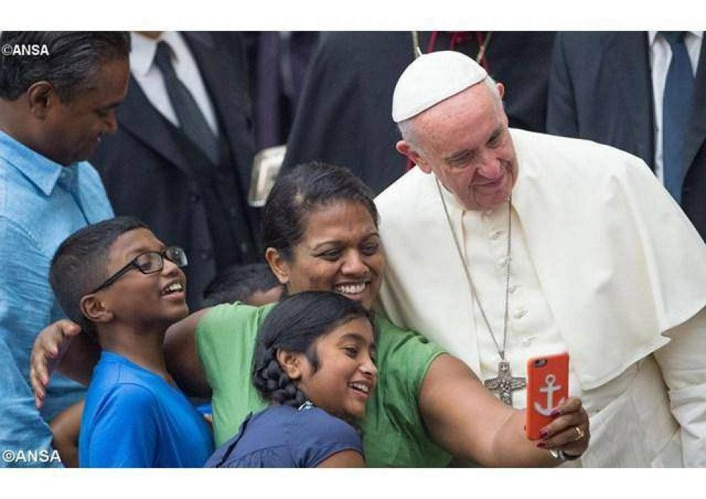 Catequesis del Papa: los cristianos no sucumben ante la noche
