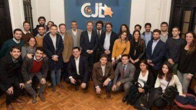 Fabián Perechodnik y Fernando Straface visitaron el Congreso Judío Latinoamericano