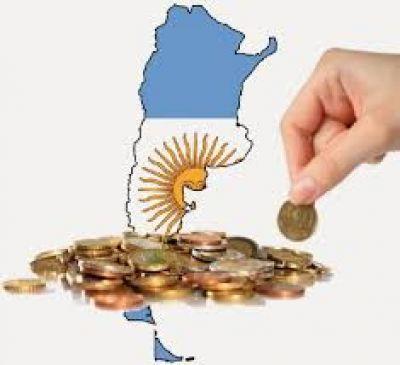 Préstamo de Nación por 400 millones para cancelar adelantos de coparticipación