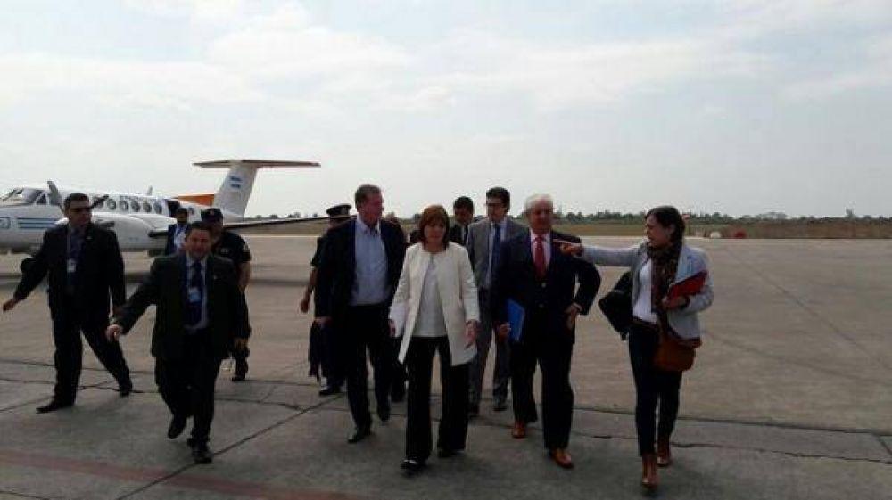Patricia Bullrich llega a Tucumán y se reunirá con Madres del Paco