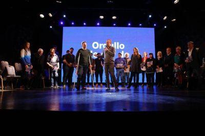 Orgullo de Ser de Lomas: Martín distinguió a 20 vecinos destacados